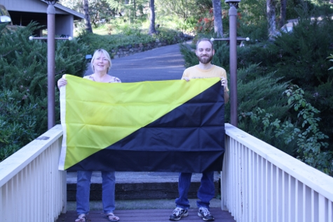 anarcho-capitalist flags for sale - daily anarchist